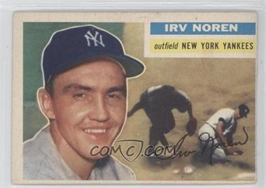 1956 Topps #253 - Irv Noren