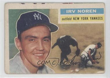 1956 Topps #253 - Irv Noren [Good to VG‑EX]