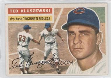 1956 Topps #25WB - Ted Kluszewski