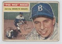 Pee Wee Reese [Poor to Fair]