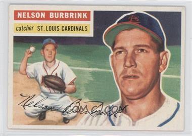 1956 Topps #27 - Nelson Burbrink [GoodtoVG‑EX]