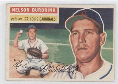 1956 Topps #27 - Nelson Burbrink