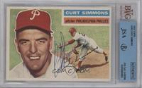 Curt Simmons [BVG/JSA Certified Auto]