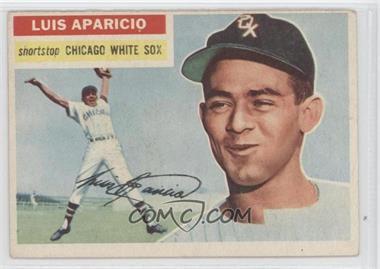 1956 Topps #292 - Luis Aparicio