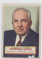 Warren Giles [Good to VG‑EX]