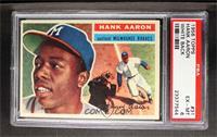 Hank Aaron (White Back) [PSA6]