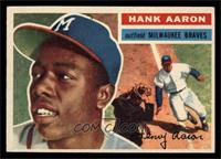 Hank Aaron (White Back) [EX MT]