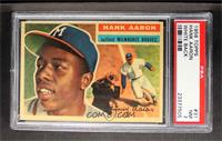 Hank Aaron (White Back) [PSA 7]
