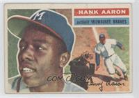 Hank Aaron (White Back) [Good to VG‑EX]