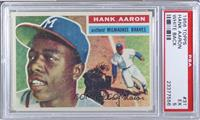 Hank Aaron (White Back) [PSA 5]