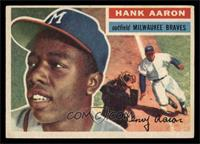 Hank Aaron (White Back) [EX]
