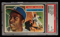 Hank Aaron (White Back) [PSA 4]
