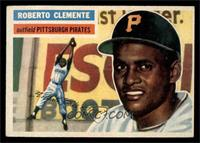 Roberto Clemente (Gray Back) [VG EX]