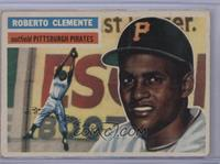 Roberto Clemente (Gray Back) [Poor to Fair]