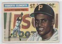 Roberto Clemente Grey Back [Good to VG‑EX]