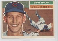 Don Hoak [GoodtoVG‑EX]