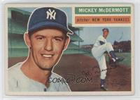 Mickey McDermott [Good to VG‑EX]