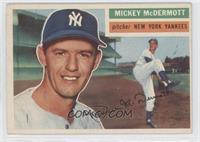 Mickey McDermott