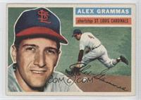 Alex Grammas (Gray Back)