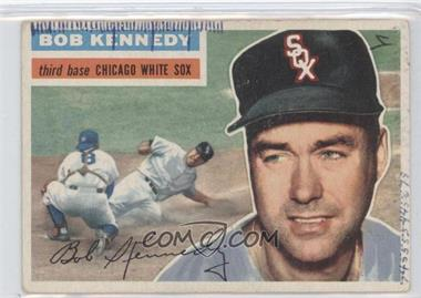 1956 Topps #38.1 - Bob Kennedy (Gray Back)