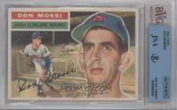 Don Mossi (White Back) [BVG/JSA Certified Auto]