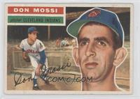 Don Mossi (White Back) [Good to VG‑EX]