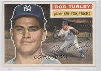 Bob Turley (White Back)