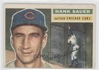 Hank Sauer (White Back) [Good to VG‑EX]