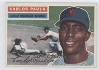 Carlos Paula (White Back)