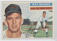 Ray Moore (grey back)