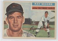 Ray Moore (white back)