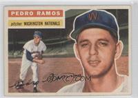 Pedro Ramos (white back)