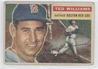 Ted Williams (White Back) [Good to VG‑EX]