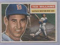 Ted Williams (White Back)