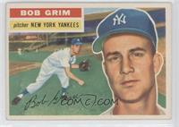 Bob Grim (Gray Back)