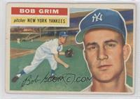 Bob Grim [GoodtoVG‑EX]
