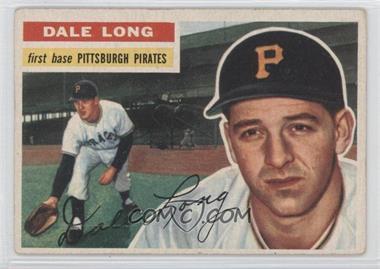1956 Topps #56 - Dale Long