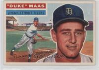 Duke Maas (White Back)