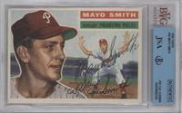 Mayo Smith (white back) [BVG/JSA Certified Auto]