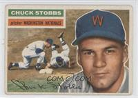 Chuck Stobbs (white back) [Good to VG‑EX]