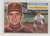 Ron Negray (White Back)