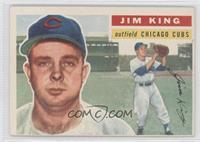 Jim King (white back)