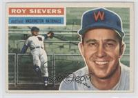 Roy Sievers (White Back)