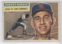 Harvey Haddix (grey back)