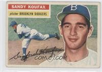Sandy Koufax (Gray Back)
