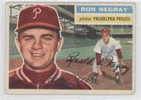 Ron Negray [Good to VG‑EX]