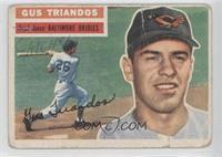 Gus Triandos (grey back)