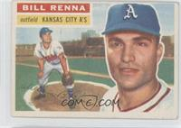 Bill Renna (White Back)
