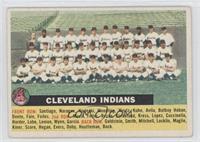 Cleveland Indians Team (Gray Back, team name centered) [GoodtoVG&#8…