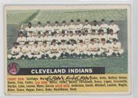 Cleveland Indians Team [GoodtoVG‑EX]